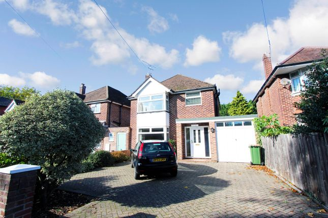 Thumbnail Detached house for sale in Bellemoor Road, Upper Shirley, Southampton