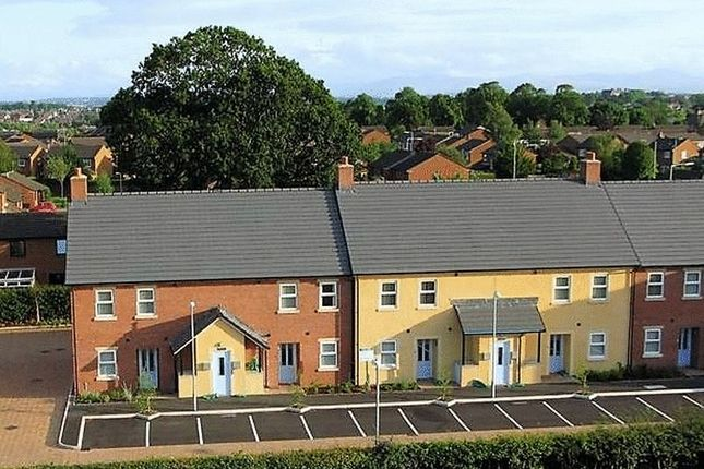Thumbnail Flat to rent in Newfield Drive, Carlisle