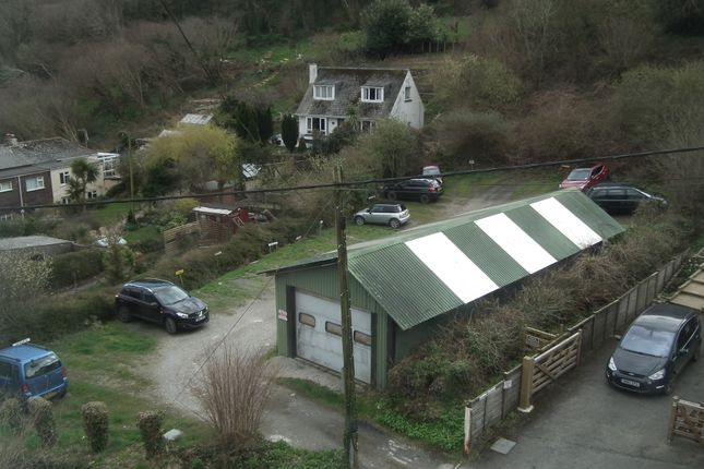 Thumbnail Land for sale in West Looe Hill, West Looe