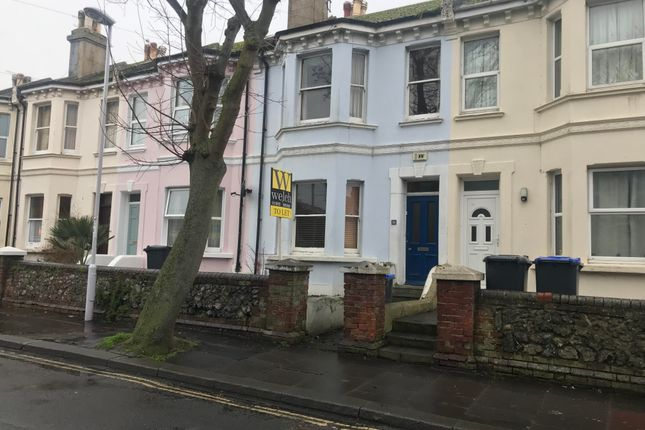 Thumbnail Property to rent in Ashdown Road, Broadwater, Worthing