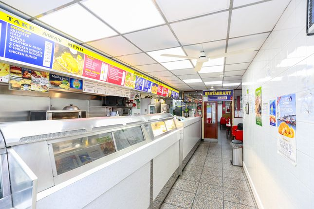 Thumbnail Restaurant/cafe to let in Seven Sisters Road, London