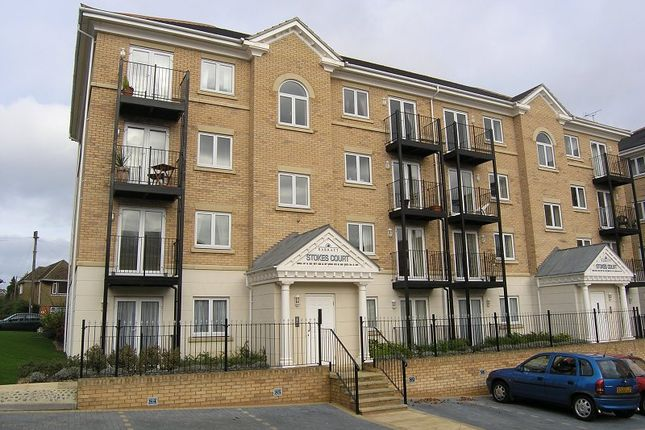 Thumbnail Flat for sale in Stokes Court, The Dell, Southampton
