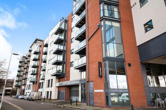 2 bed flat for sale in Coprolite Street, Ipswich