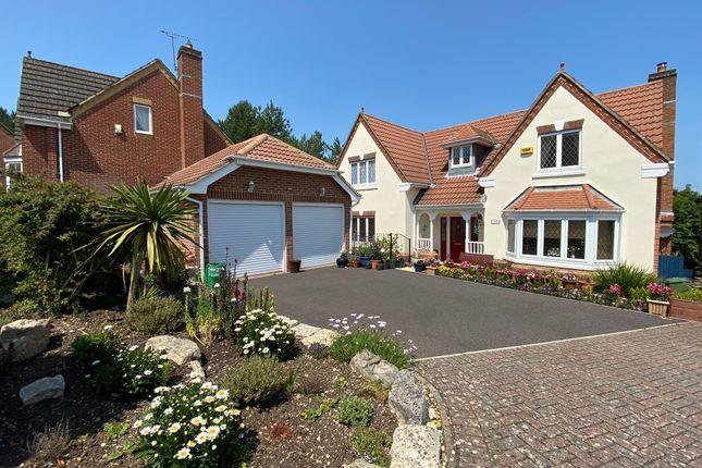 Thumbnail Detached house for sale in Johnson View, Whiteley, Fareham
