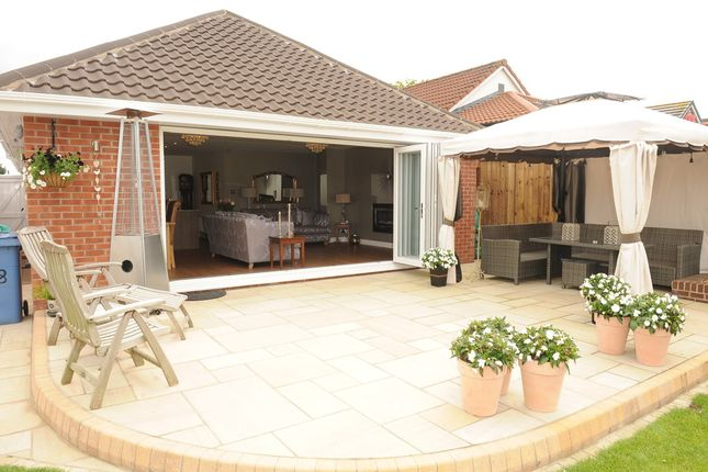 Thumbnail Detached bungalow for sale in Downham Close, Blackwoods Estate, Liverpool