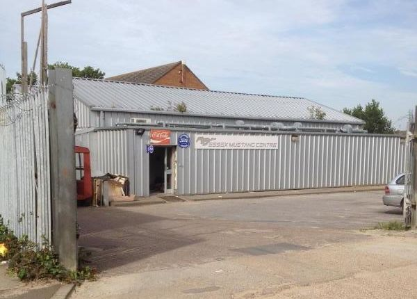 Thumbnail Industrial to let in Unit, 18, Faraday Road, Leigh-On-Sea