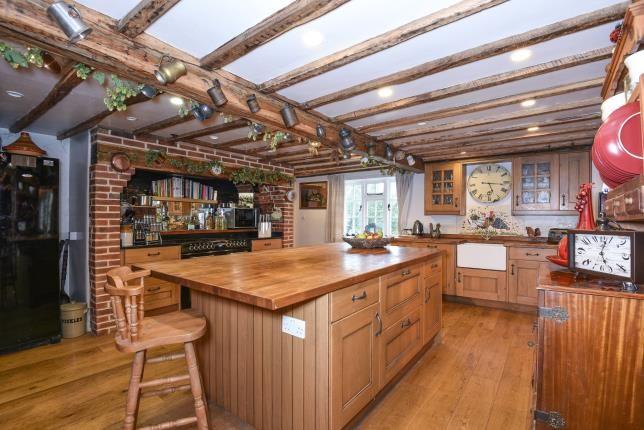 Kitchen of Brightling, Robertsbridge, East Sussex TN32