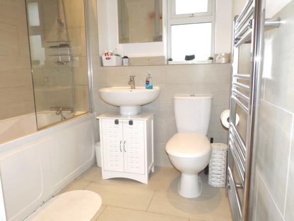 Bathroom of Petworth Close, Poole BH12