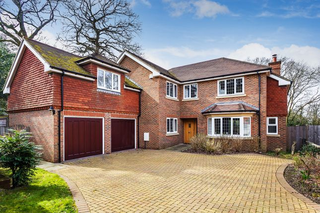 Thumbnail Detached house for sale in Oakwood Rise, Caterham