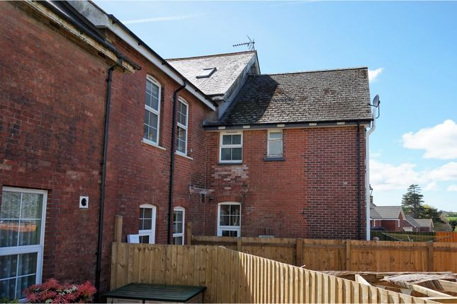 Thumbnail Terraced house to rent in Oak Court, Holsworthy