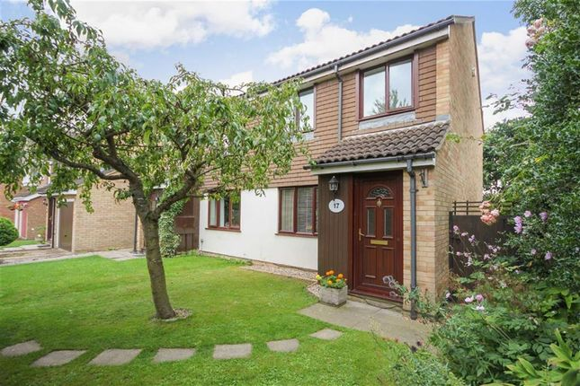Thumbnail Semi-detached house for sale in Sable Close, Cherry Hinton, Cambridge