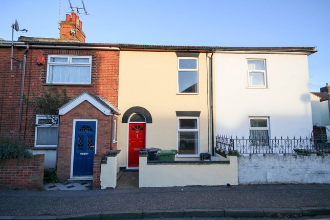 Thumbnail Terraced house to rent in Ordnance Road, Great Yarmouth