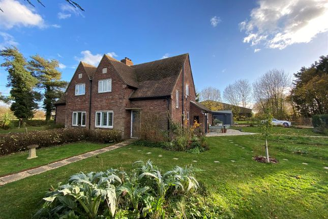 3 bed semi-detached house for sale in Holland Road, Horbling, Sleaford NG34