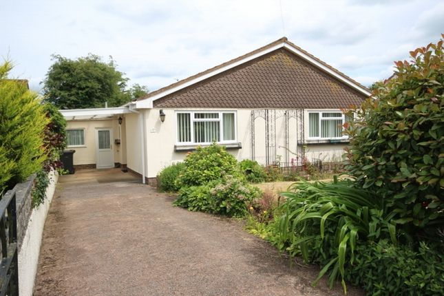 2 bed detached bungalow for sale in Cricket Close, Chulmleigh