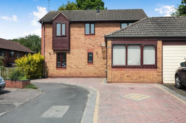 Thumbnail Detached house for sale in Grove Lane, Keresley, Coventry, West Midlands