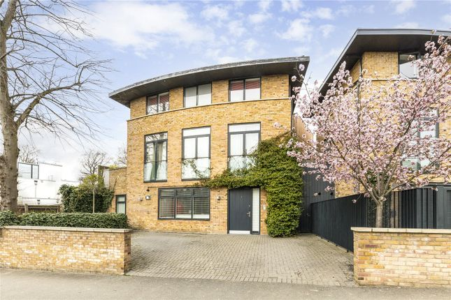 Thumbnail Detached house to rent in St. Mary's Road, Wimbledon Village