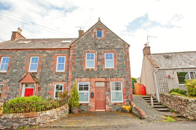 Thumbnail Semi-detached house for sale in Dunscore, Dumfries
