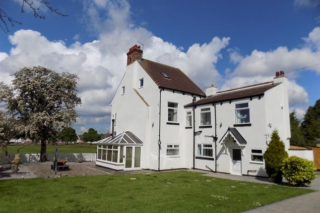 Thumbnail Detached house for sale in West View, 21 The Green, Thornaby-On-Tees