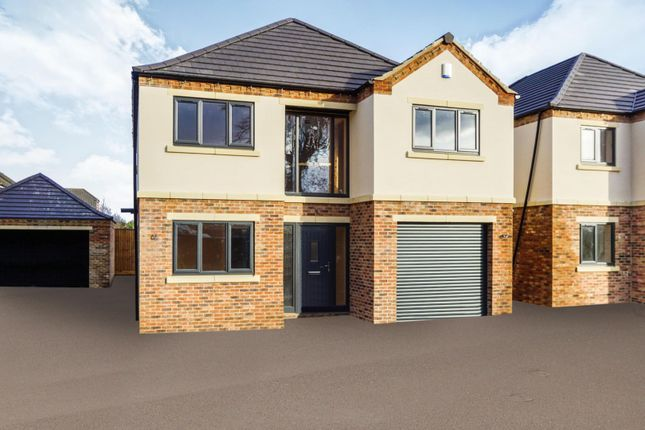 Thumbnail Detached house for sale in Off Hallcroft Road, Retford