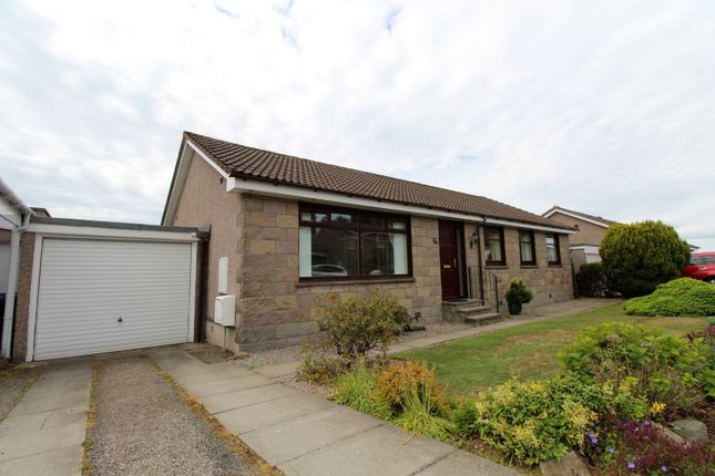 Thumbnail Detached bungalow for sale in Eastside Green, Westhill