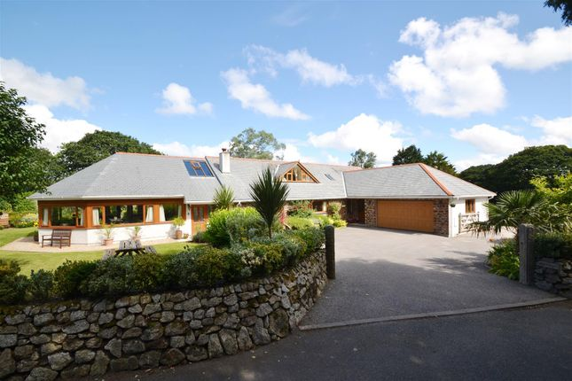 6 bed detached house for sale in Carlidnack Lane, Mawnan Smith, Falmouth