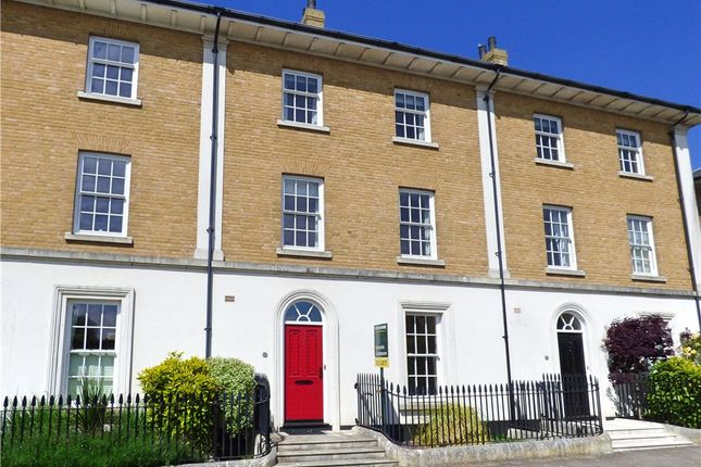 4 bed terraced house to rent in Woodlands Crescent, Poundbury, Dorchester DT1