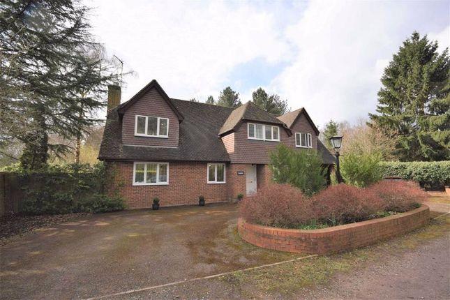 Thumbnail Detached house for sale in Farnham Road, Farnham, Surrey