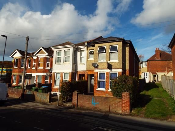 Thumbnail Semi-detached house for sale in The Polygon, Southampton, Hampshire