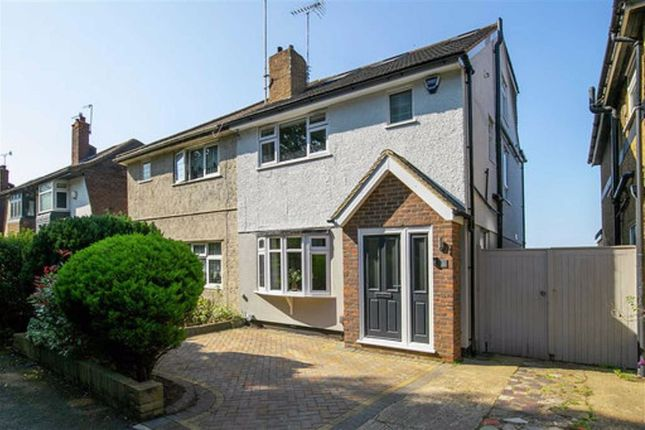 Thumbnail Semi-detached house for sale in Epping Glade, London