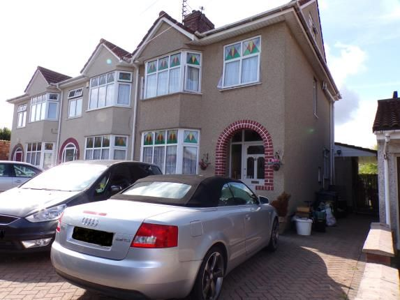 Thumbnail End terrace house for sale in Fitzroy Road, Fishponds, Bristol