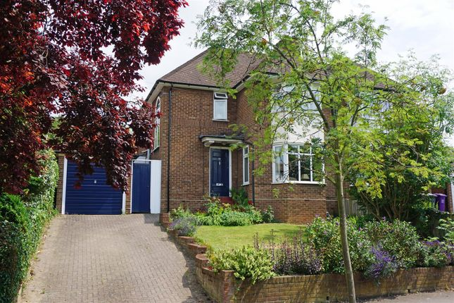 Thumbnail Semi-detached house for sale in Benslow Rise, Hitchin