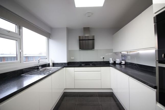 Thumbnail Flat for sale in Priory Court, Harlow