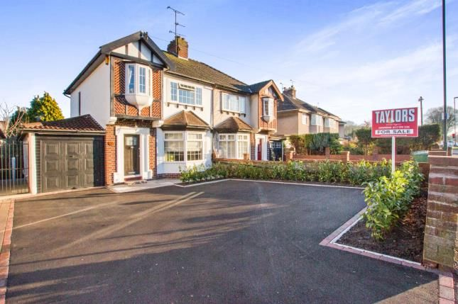 Thumbnail Semi-detached house for sale in Bromley Heath Road, Bromley Heath, Bristol