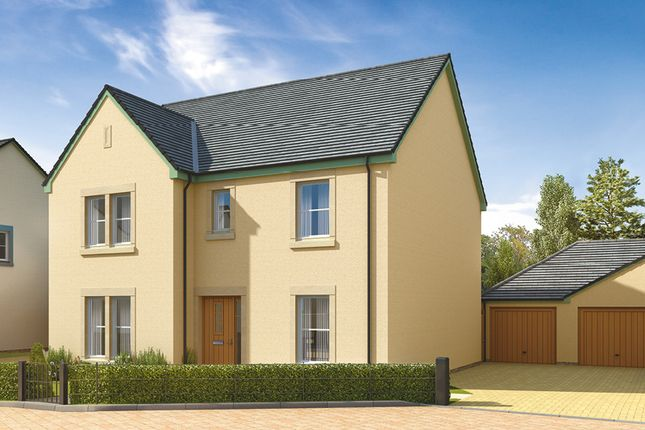 Thumbnail Detached house for sale in Plots 2 & 12, Station Road, Dunbar