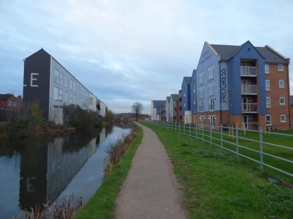 Thumbnail Property for sale in The Cable Yard, Electric Wharf, Coventry, West Midlands