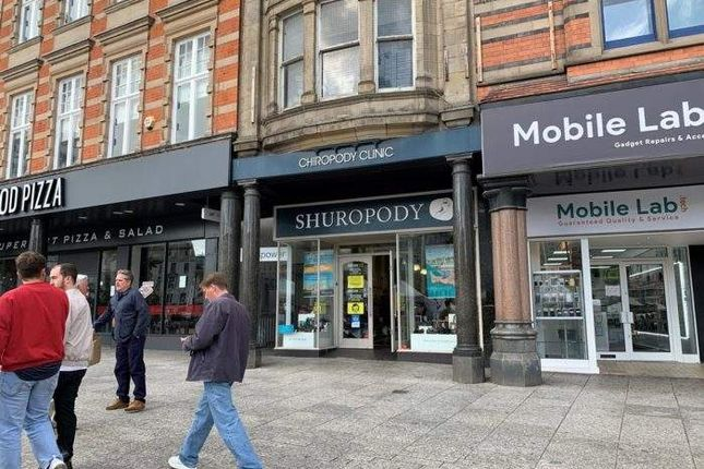 Thumbnail Retail premises to let in 27 Long Row, 27 Long Row, Nottingham