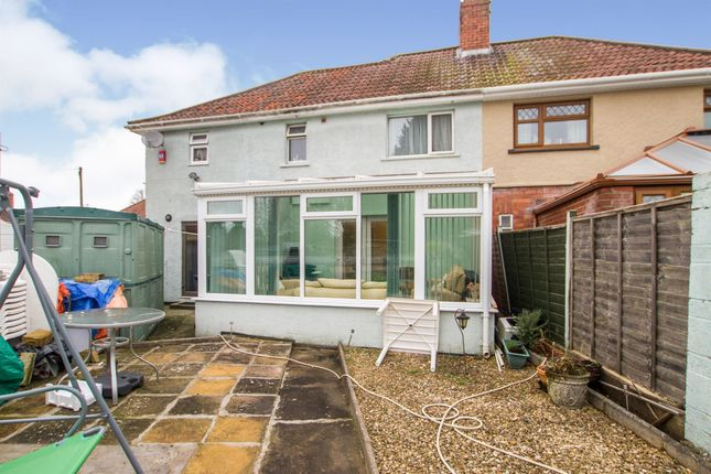Thumbnail Semi-detached house for sale in Lake Road, Westbury-On-Trym, Bristol