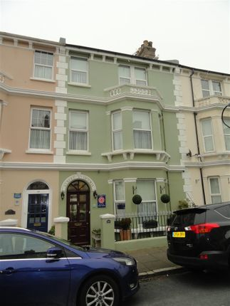 Thumbnail Terraced house for sale in St Aubyns Road, Eastbourne