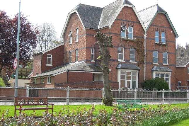 2 bed flat to rent in Flat 6 Ty Y Bobl, New Road, Newtown, Powys SY16