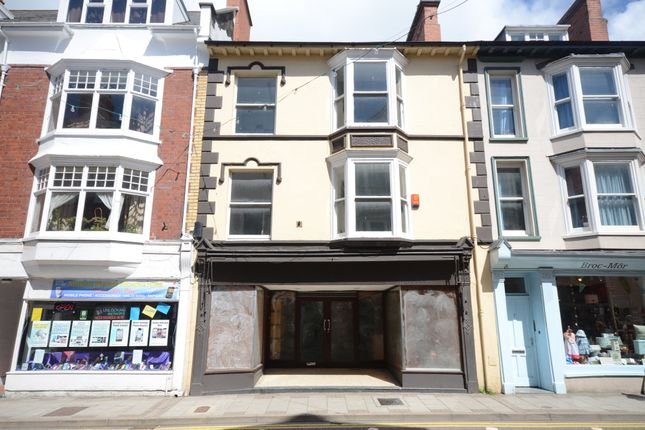Thumbnail Commercial property to let in Terrace Road, Aberystwyth, Ceredigion