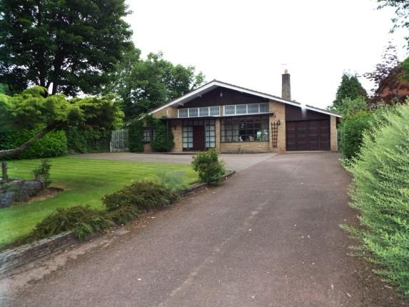 Thumbnail Bungalow for sale in New Penkridge Road, Cannock, Staffordshire