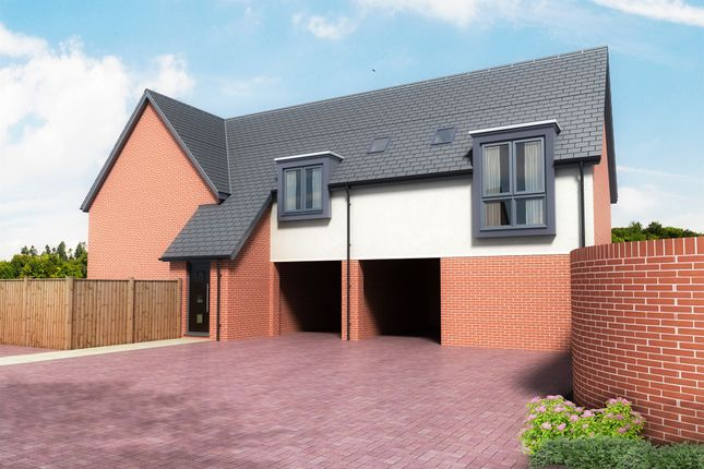 Thumbnail Property for sale in The Pastures, Woods Meadow, Oulton, Lowestoft
