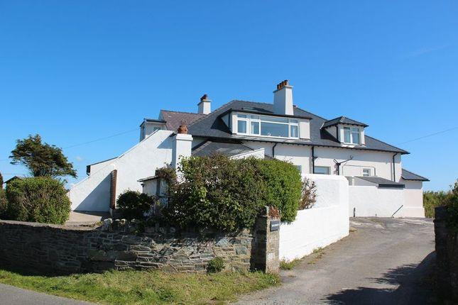 Thumbnail Flat for sale in Lon Towyn Capel, Trearddur Bay, Holyhead