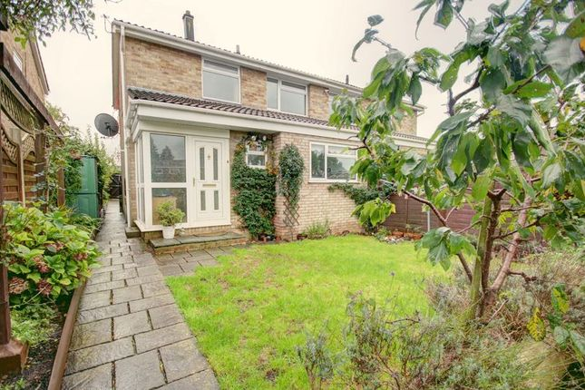 Thumbnail 3 bed semi-detached house for sale in Albany Way, Warmley, Bristol