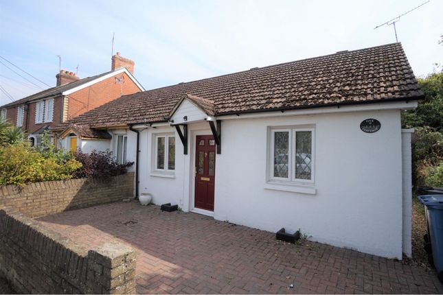 Thumbnail Semi-detached bungalow for sale in Rosemary Lane, Blackwater