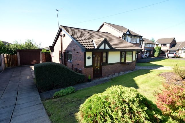 Thumbnail Detached bungalow for sale in Sedgeley Drive, Westhoughton