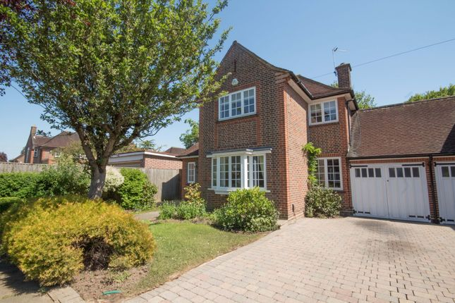 Thumbnail Link-detached house for sale in Hallam Gardens, Pinner