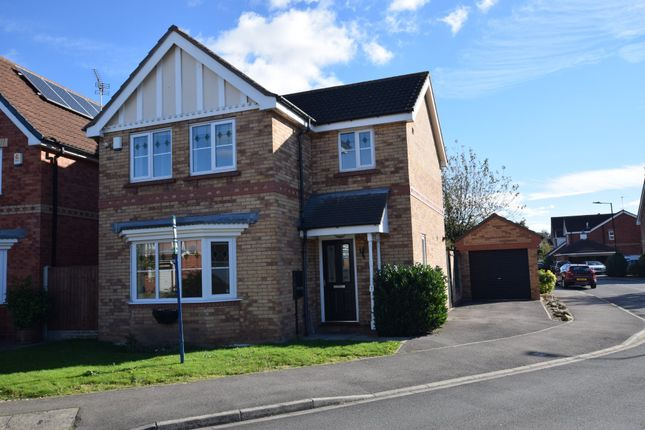 Thumbnail Detached house to rent in Shooters Hill Drive, Rossington, Doncaster