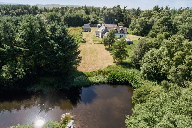 Thumbnail Detached house for sale in Bowmuir, Libberton, Carnwath