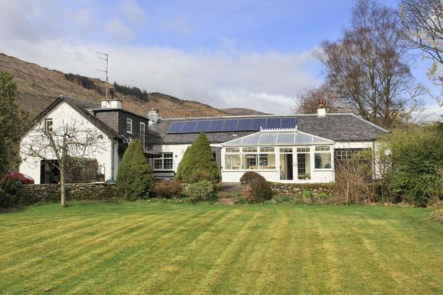 Thumbnail Detached house for sale in Fearnan, Perthshire